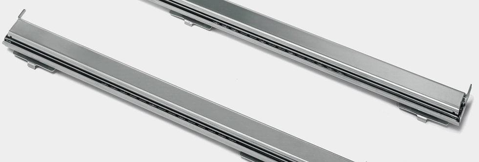 Kit rails télescopiques à sortie partielle