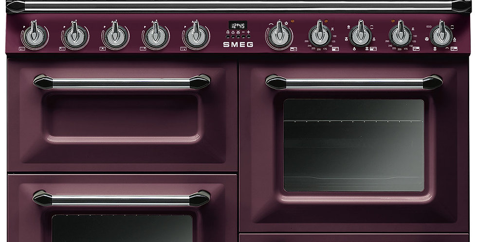 VICTORIA TR4110IRW 110cm Bordeaux INDUCTION