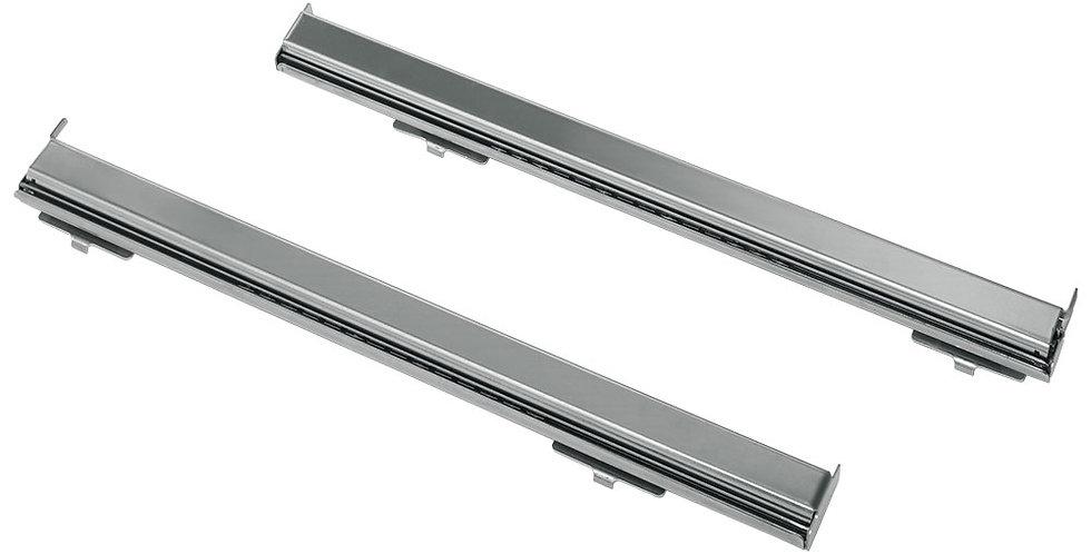 Kit rails télescopiques 1 niveau à sortie partielle - GT1P-2