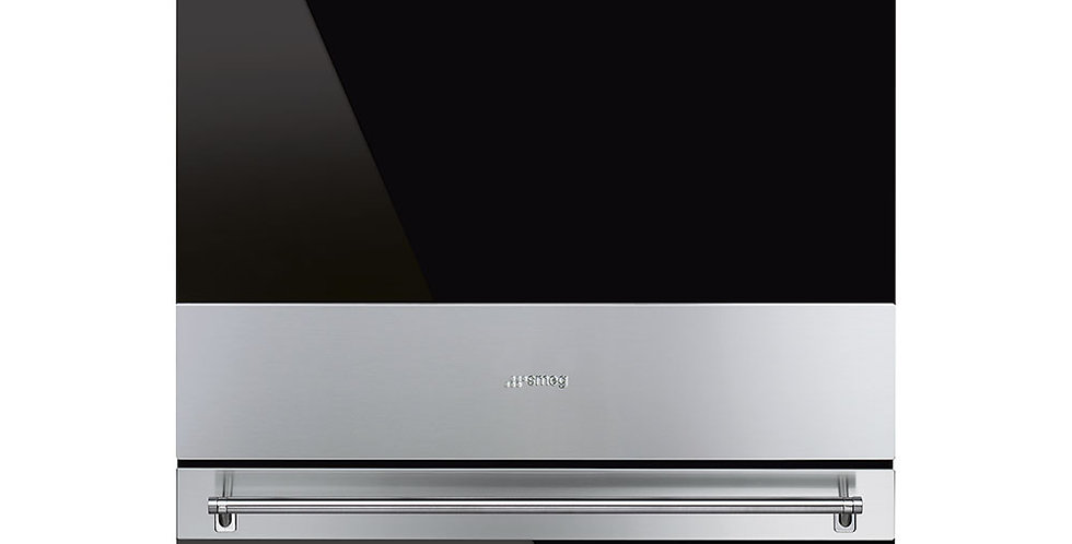 DOSP6390X 60cm Double Colonne Inox