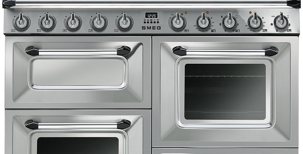 VICTORIA TR4110IX 110cm Inox INDUCTION