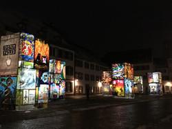 Monolithen Münsterplatz
