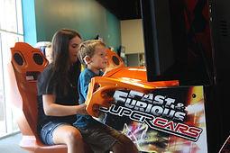 Xtreme Craze arcade fast & Furious cars