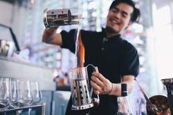 Bangkok Restaurant Social Media