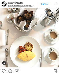 Food post instagram
