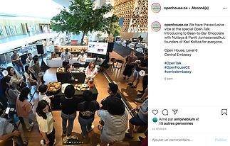 Instagram event Bangkok