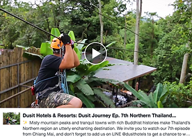 Dusit Hotels & Resorts Social Media Video