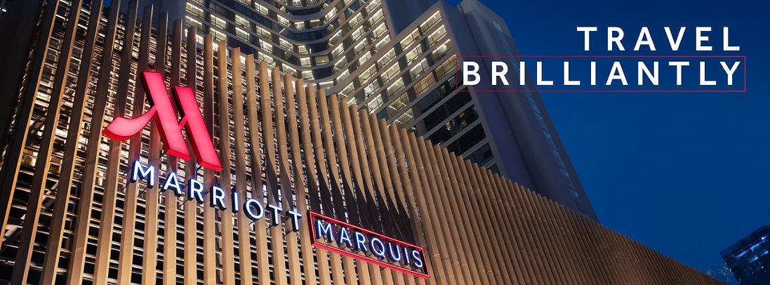 Marriott Marquis Bangkok social media