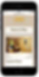 Responsive website garcon