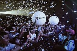 Spotify Fans Concert