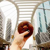 Ben's cookies social media