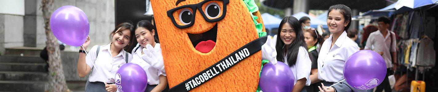 Taco Bell Bangkok Opening