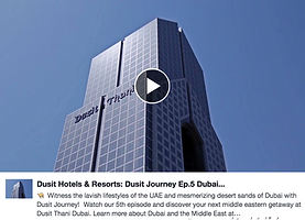 Dusit Hotels & Resorts Social Media Video 3