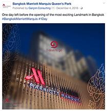 Bangkok Marriott Marquis Social Media 4