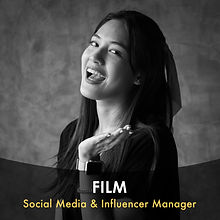 Film Influencer Manager