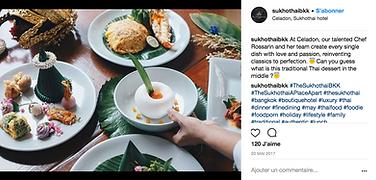 The Sukhothai Bangkok Social