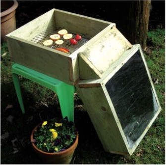 WORKSHOP: To make a Solar Dryer
