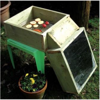 WORKSHOP: To make a Solar Dryer