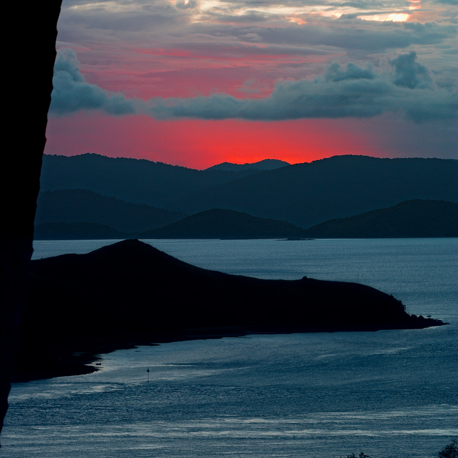 Hamilton Island by Paul Zabodal