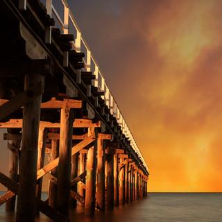 paulzabphoto_Hervey Bay Urangan Pier_8th Sept 2012