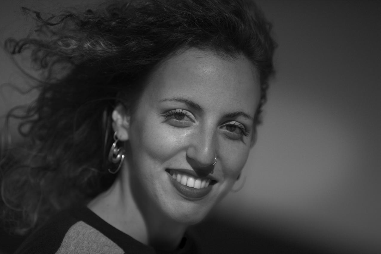 Liora Herzlich by Paul Zabodal