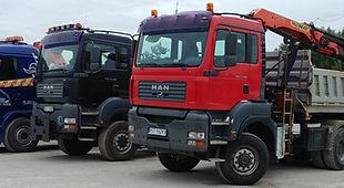 Transport Usługi HDS Stalowa Wola