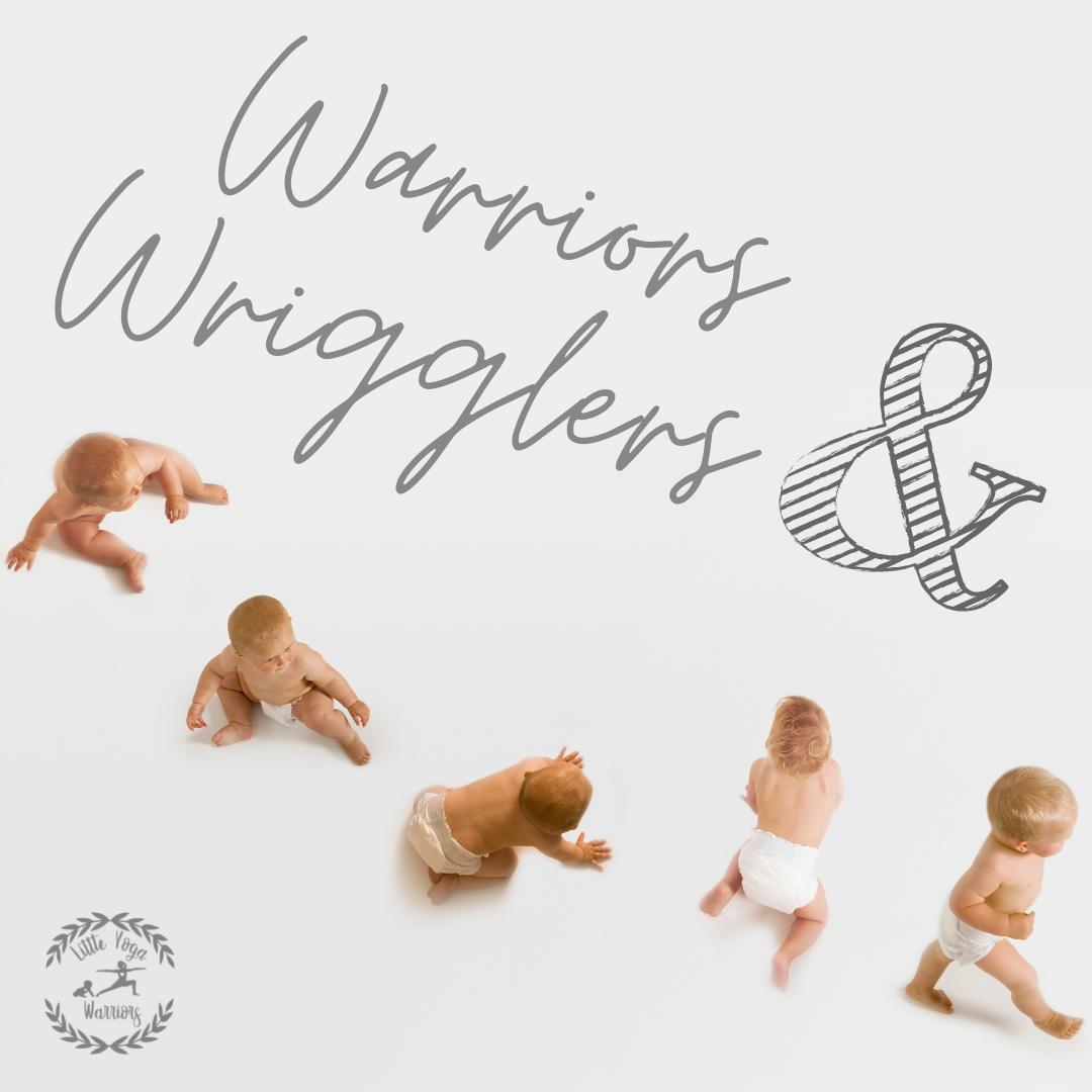 Warriors & Wrigglers - Newborn - 2yrs