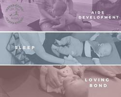 Baby massage has so many amazing benefit