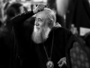 Соболезнование Преосвященнейшего епископа Антония в связи с кончиной митрополита Ионы (Карпухина)