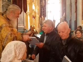 Вышла книга о церкви Рождества Пресвятой Богородицы в селе Никольское