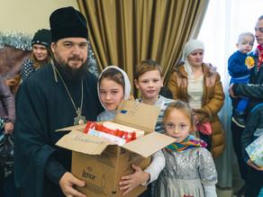 """В Ахтубинске подвели итоги акции """"Николин Дар"""""""