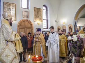 В кафедральном соборе Владимирской иконы Божией Матери совершена диаконская хиротония
