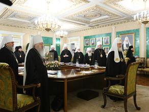 Для участия в летней сессии Священного Синода приглашен епископ Ахтубинский и Енотаевский Антоний