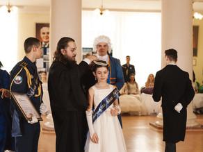 В Знаменске прошел IV Сретенский бал Ахтубинской епархии
