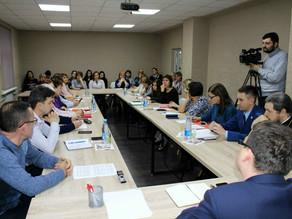 Епископ Антоний принял участие в круглом столе в филиале АГУ                  г. Знаменск