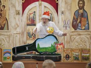 В кафедральном соборе Владимирской иконы Божией Матери прошла благотворительная ярмарка