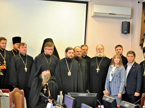 В Астраханской областной научной библиотеке прошла международная конференция «Крестный путь священно