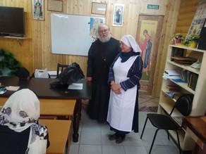 Приходское Православное Сестричество Создано При Храме Г.Харабали
