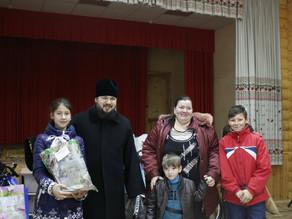 """Акция """"Николин Дар"""" прошла в селе Успенка"""