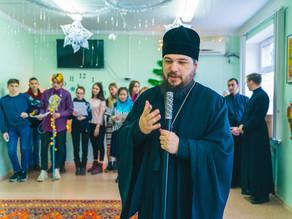 В праздник Рождества Христова епископ Антоний посетил ЦРБ г. Ахтубинска