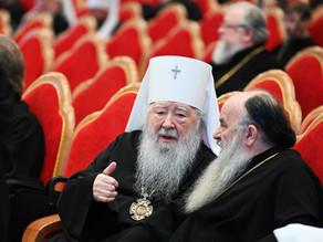 Епископ Ахтубинский и Енотаевский Антоний принимает участие в работе пленума Межсоборного присутстви