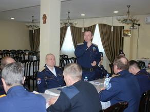 В Ахтубинске состоялся съезд атаманов и духовников казачьих обществ.