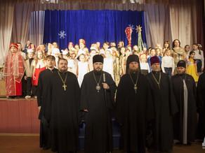В РДК Ахтубинска прошла ёлка Ахтубинского благочиния