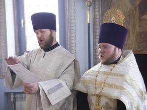 Духовенство епархии поздравило Правящего архиерея с Рождеством Христовым
