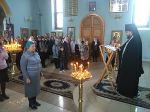 В Кафедральном соборе прошла ежегодная общая исповедь