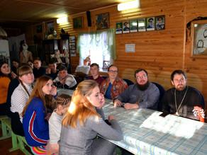 Молодёжьи клирики Черноярского благочиния приняли участие в ежегодных Сретенских встречах.