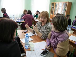 При поддержке Фонда президентских грантов в Ахтубинске прошел семинар по социальному проектированию