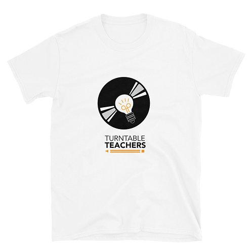 Turntable Teachers T-Shirt