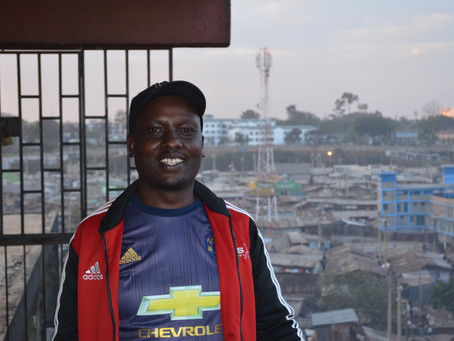 Generation shapers building peace in Mathare
