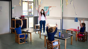 Do Masks Impede Children's Development?